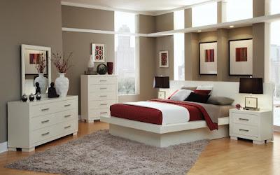 kamar set minimalis untuk pasutri