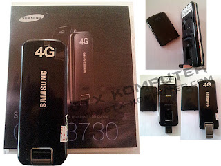 Modem Samsung GT-B3730 4G