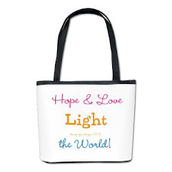Light The World! Bucket Bag