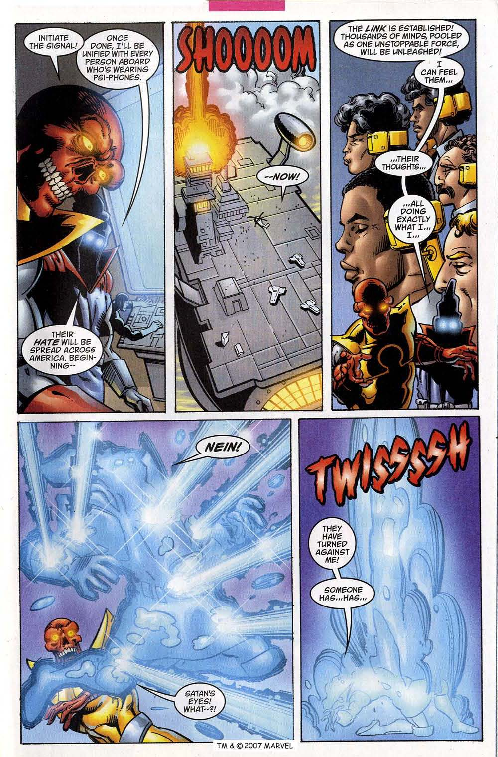 Captain America (1998) Issue #48 #55 - English 27