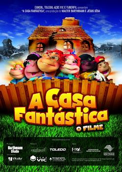 Download – A Casa Fantástica: O Filme – DVDRip AVI + RMVB Nacional ( 2013 )