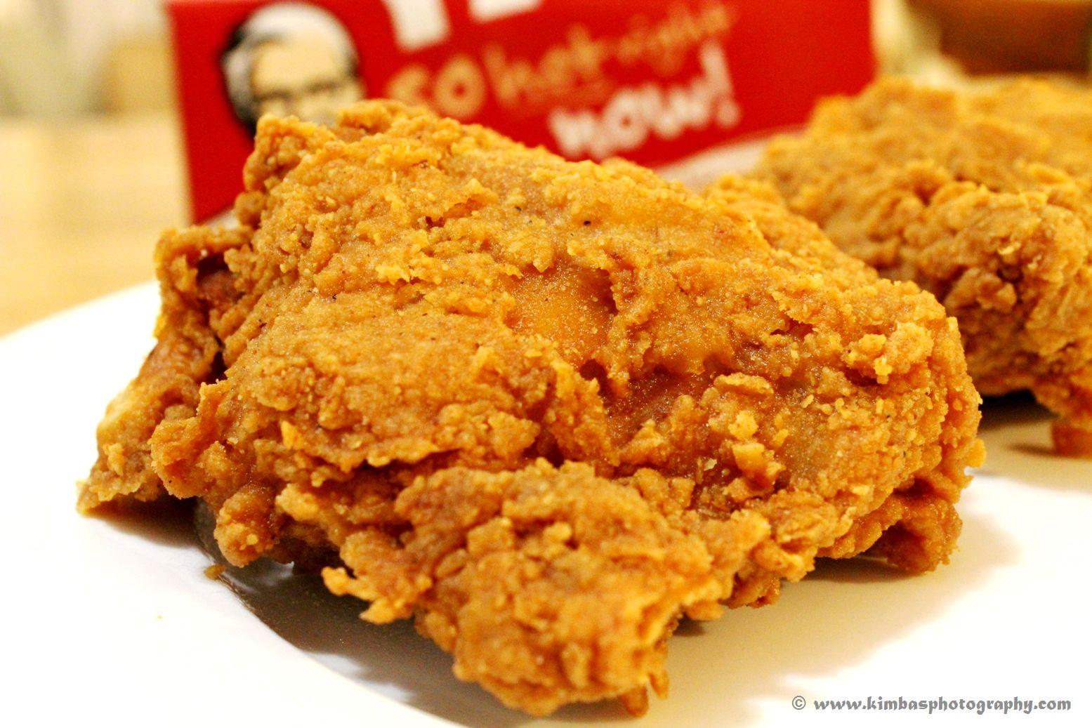 Blog Cerita Resepi Ayam Goreng KFC Paling Rangup