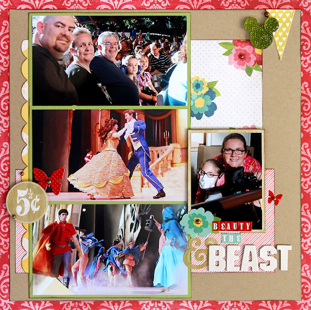 Beauty And The Beast_Hollywood Studios_Scrapbook