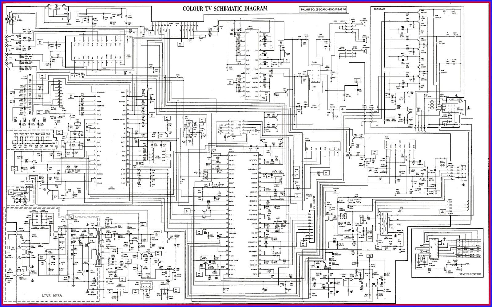 Hitachi Tv Diagram Trusted Wiring Diagrams B W Circuit Akira Lct30kxstp Lcd Power Supply Schematic Cdh 21bus2 Diagrama