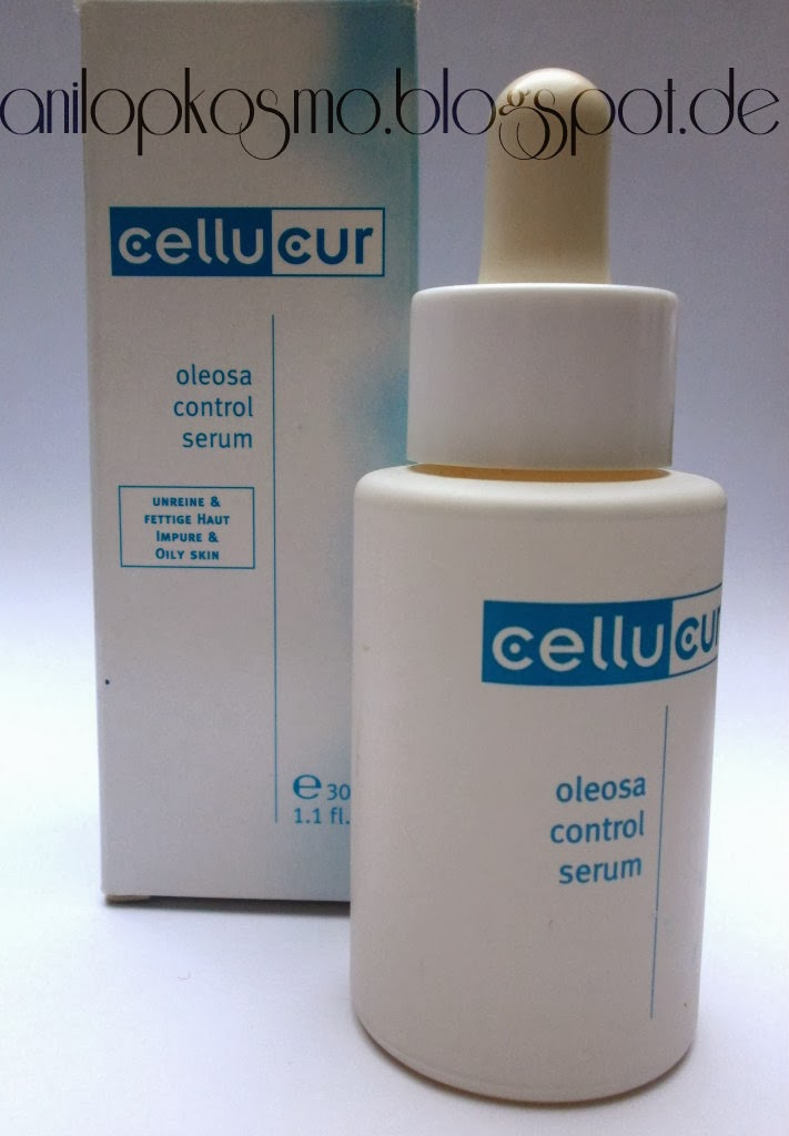 Cellucur Oleosa Control Serum отзывы