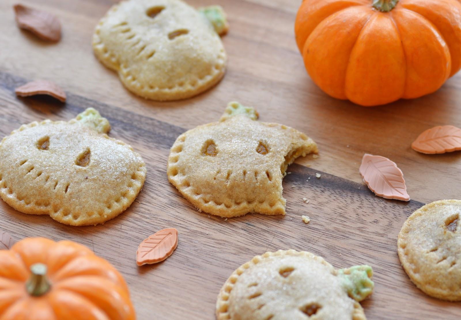 Pumpkin Pie Cookies | Building Buttercream