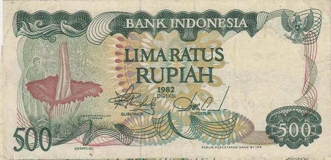 Sejarah dan Asal usul Penemuan Bunga Bangkai uang
