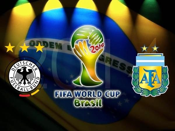 Live Streaming Fifa 2014 World Cup Final Germany vs Argentina Free