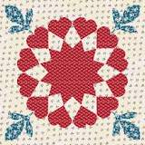 Quiltmania Block of the Month 2017