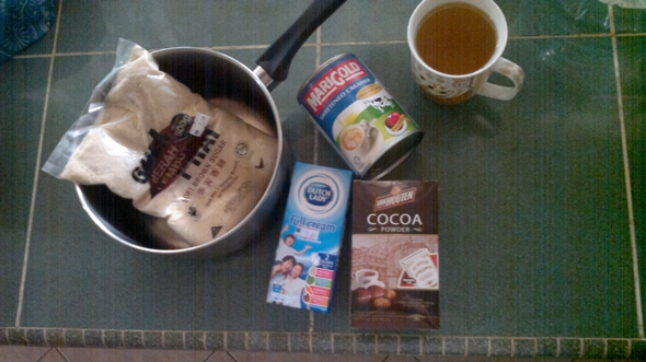Resepi Kek Coklat Moist | Namee Roslan