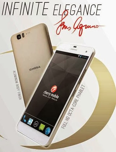 Cherry Mobile Omega Infinity