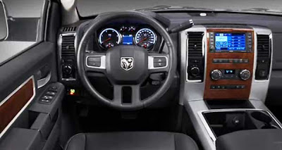 2012 Dodge Ram Interior Picture