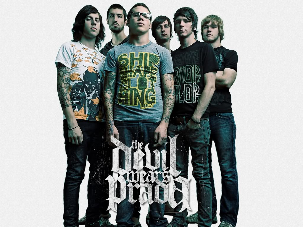 Devil Wears Prada Artwork The Devil Wears Prada Photo