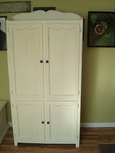 Antique cupboard *SOLD*