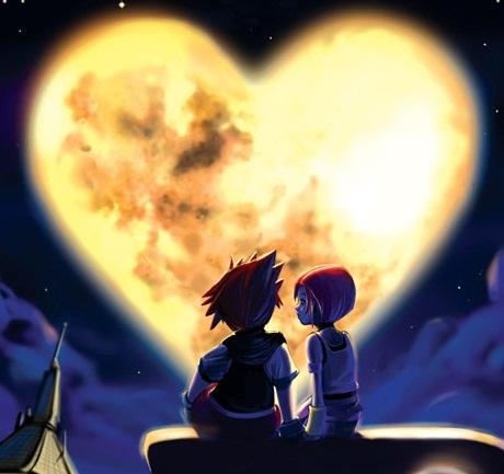 Corazones de amor Anime - Imagui