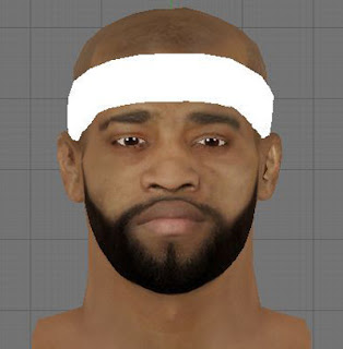 NBA 2K13 PC Vince Carter Cyber Face Patch