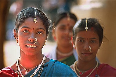 south indian people