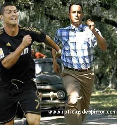 Fotos graciosas de CR7 Cristiano Ronaldo editadas con Photoshop
