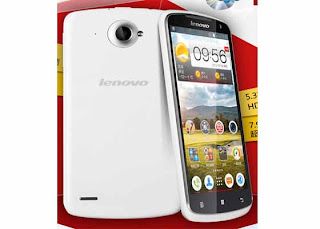Lenovo Ideaphone S920 – Ponsel Android Layar Lebar Quad Core