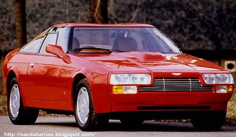 Cardatamax The Cars Database Project Forever Aston Martin V8