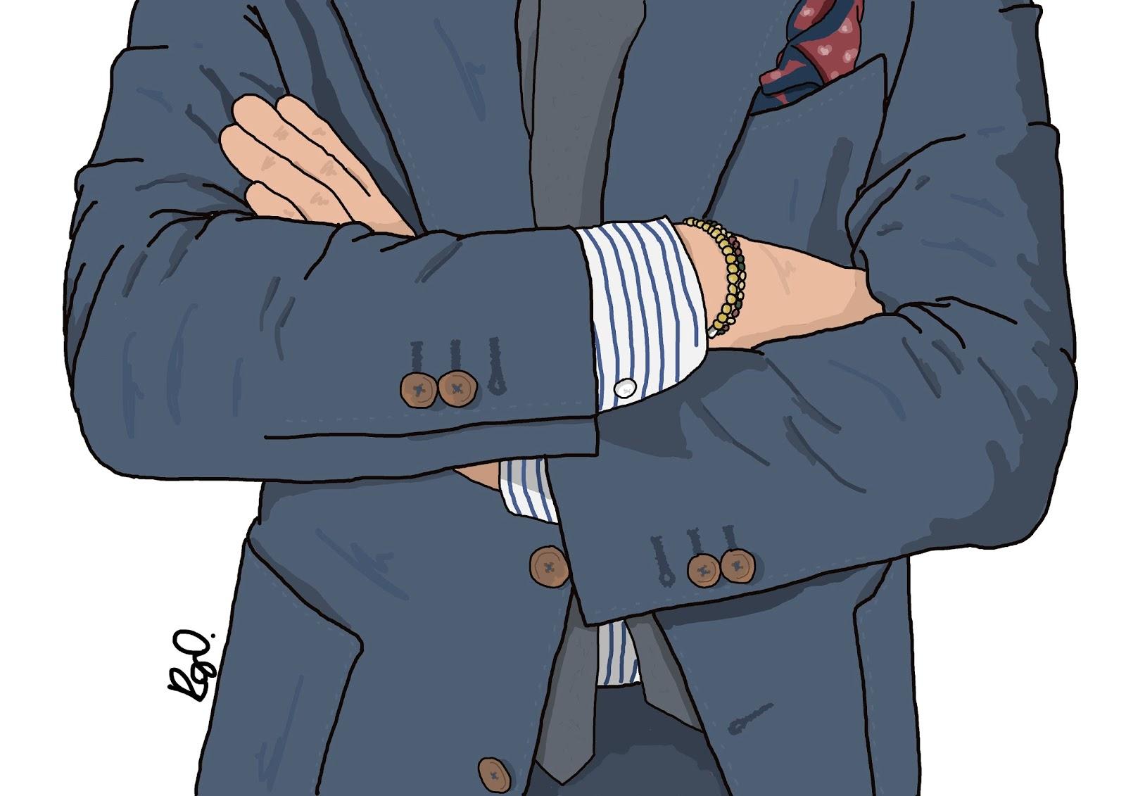¡ No te cruces de brazos ! -By Rodrigo Saldaña-