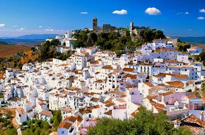 Ruta de los Pueblos Blancos en Cádiz