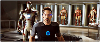 Iron Man 3 HD Captures