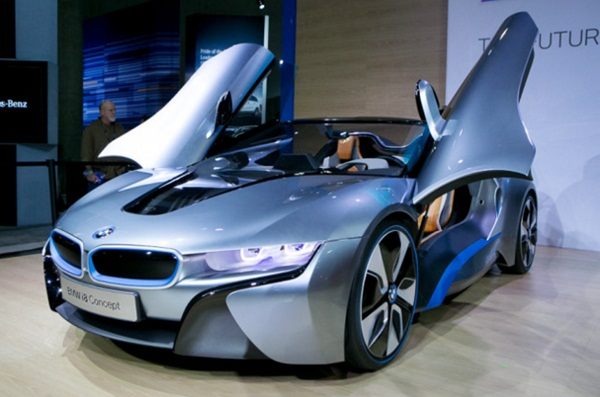 2017 BMW I8 Engine Specs Review Redesign Release