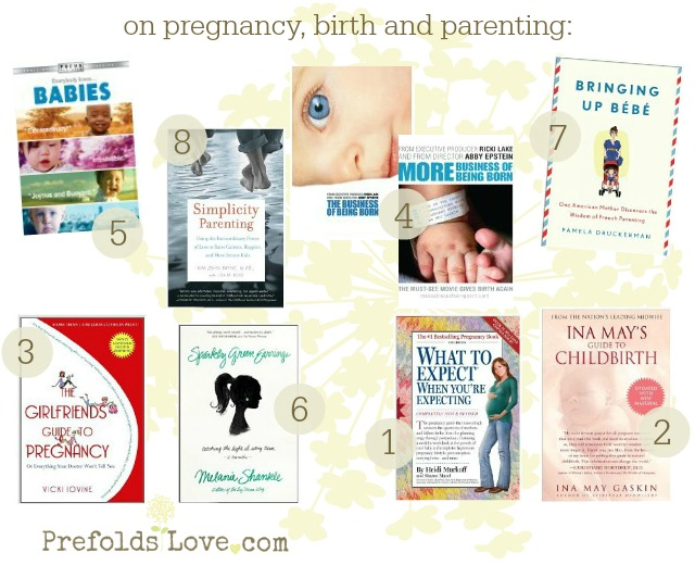 on pregnancy, birth and parenting