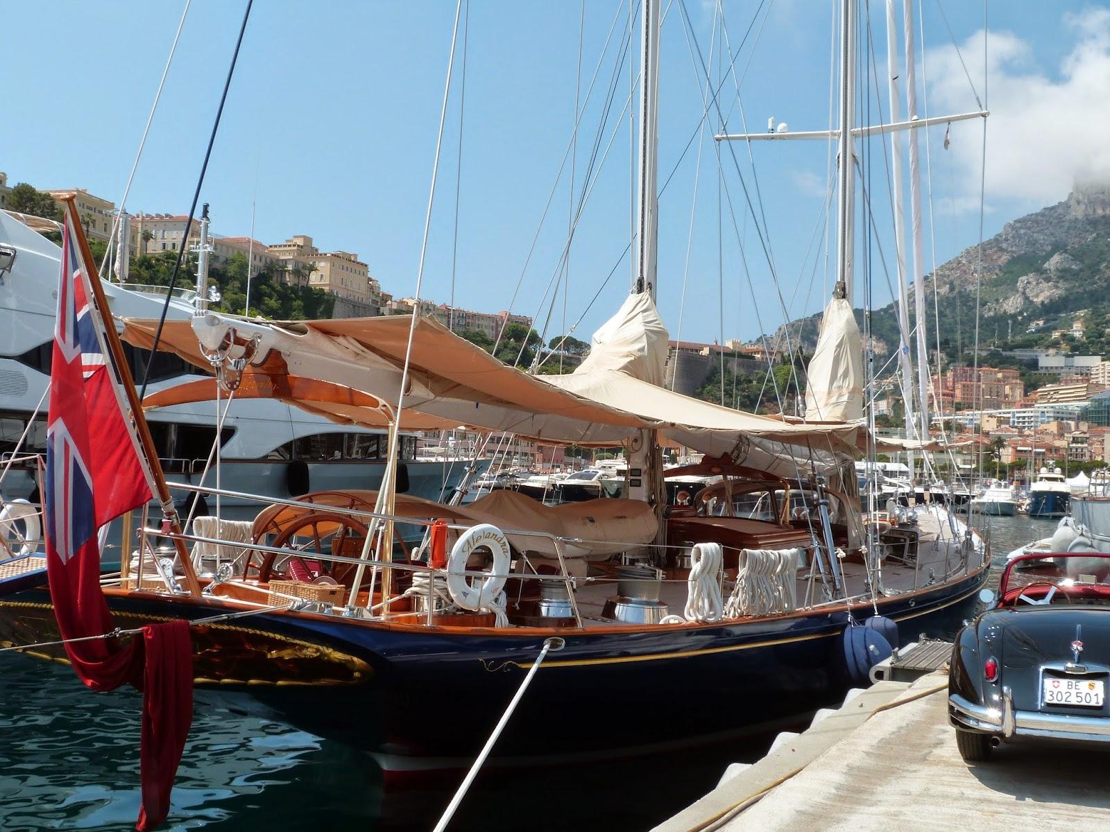 Fiorucci's yacht Alejandra  - www.superyachtfan.com