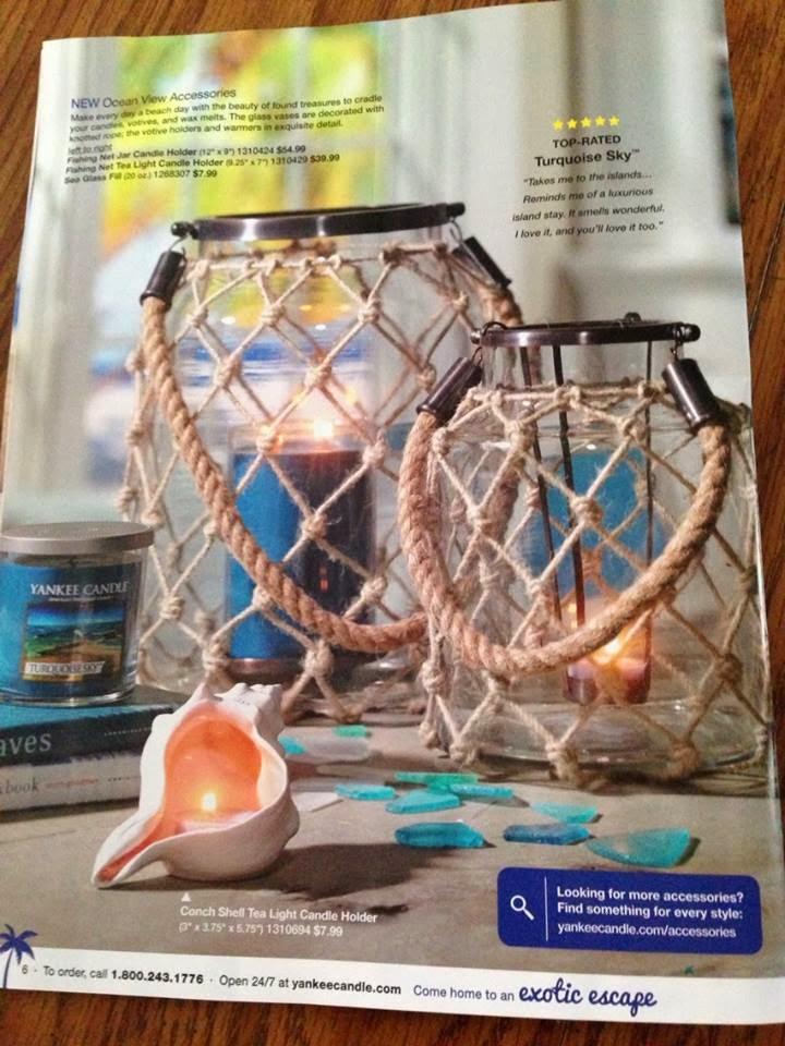 Simple & Fun: Crafting 101 | Fish Net jar |Summertime Luminary