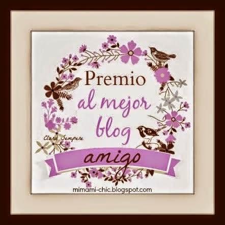 MI SEGUNDO PREMIO!!