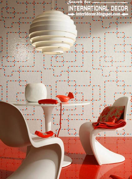 stylish wall tiles,wall tiles patterns, wall tiles design color