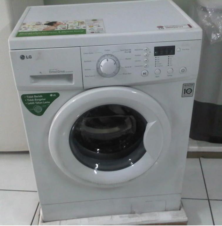 Mesin Cuci LG WD-M8070TD