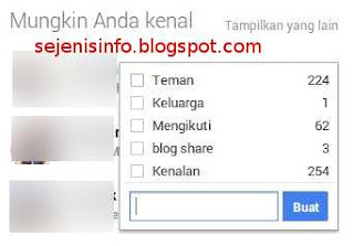 add circle di google plus