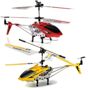 S107 RC Helicopter picture
