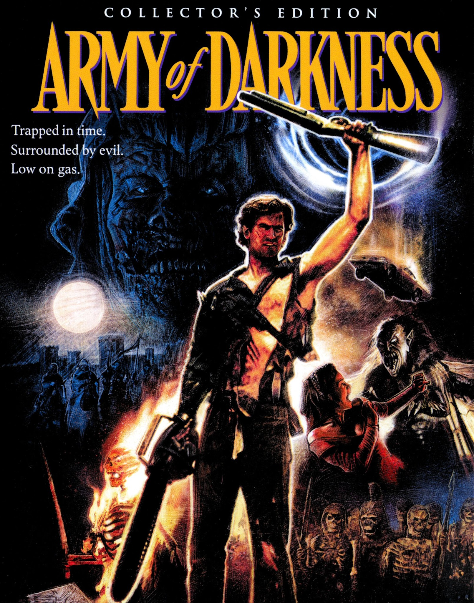 15 Things You Probably Didn'-t Know About '-<b>Army of Darkness</b> ...