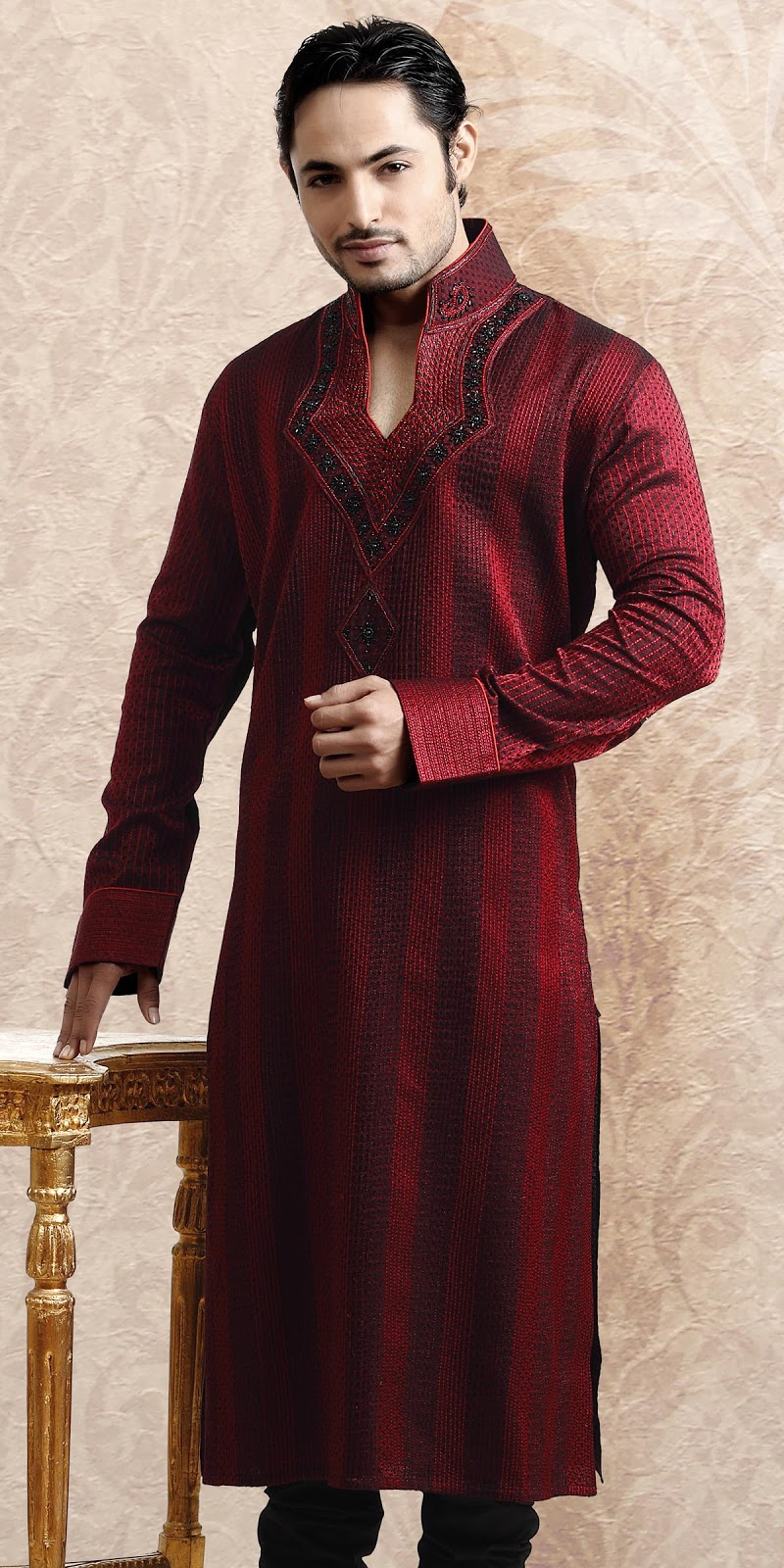 Mehndi For Gents : Latest mens kurta designs images wallpapers pictures
