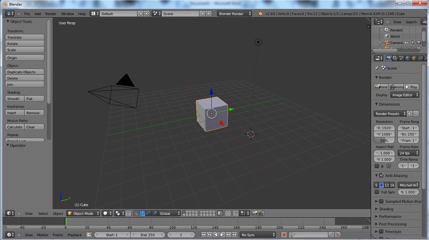 Tutorial Blender 3d Membuat Text Nama 3d Hawin Riska