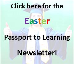 Easter Activity Newsletter 2017