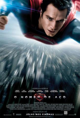 Assistir Filme Online Superman – Homem de Aço Dublado