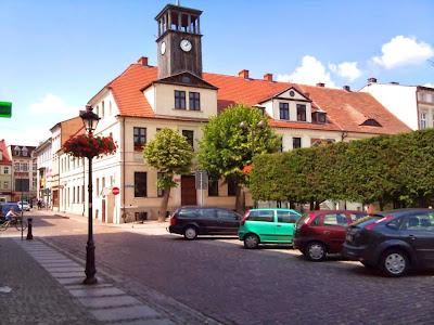 Stary ratusz (XIXw.)