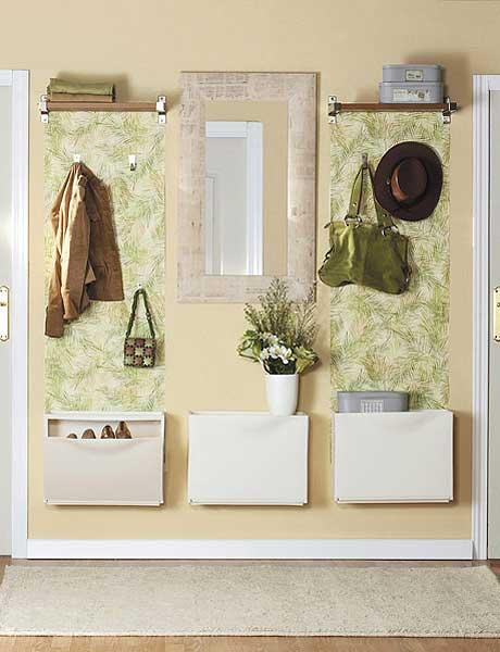 ma maison au naturel organiser son hall d 39 entr e. Black Bedroom Furniture Sets. Home Design Ideas