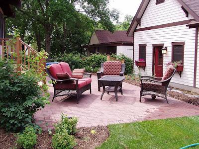 Muebles para patio y jardines patios y jardines for Muebles patio