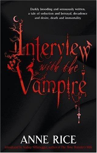 Review  Interview With the VampireInterview With A Vampire Book Cover