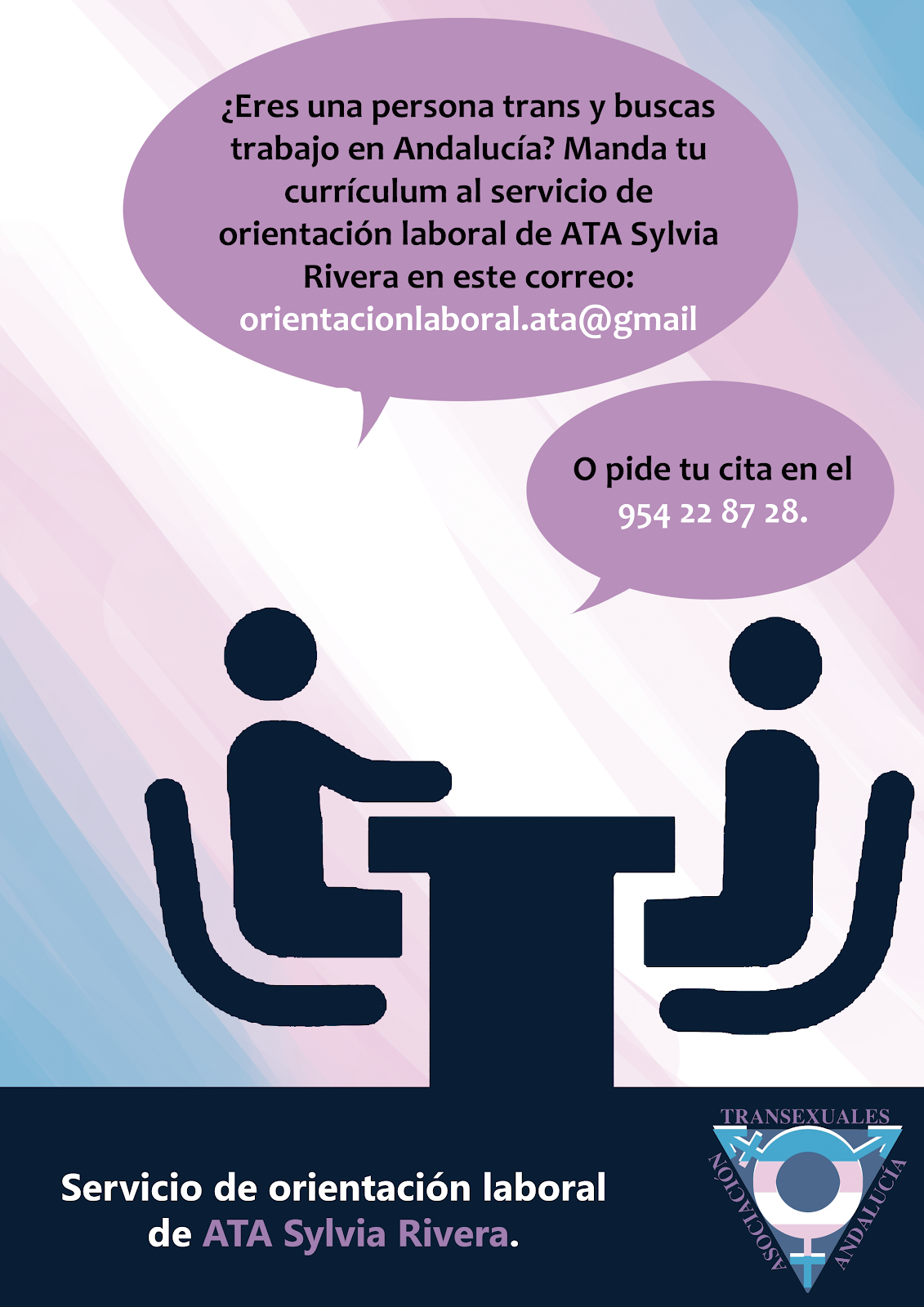 SERVICIO DE ORIENTACIÓN LABORAL A PERSONAS TRANS