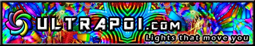 Ultrapoi.com Buy LED Poi, Hoop and Glove Rave Lights