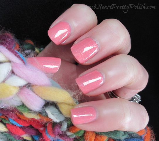 Cotton Candy Satin Fingernail Polish: IHeartPrettyPolish: Revlon Dazzle Swatch And Review Orly