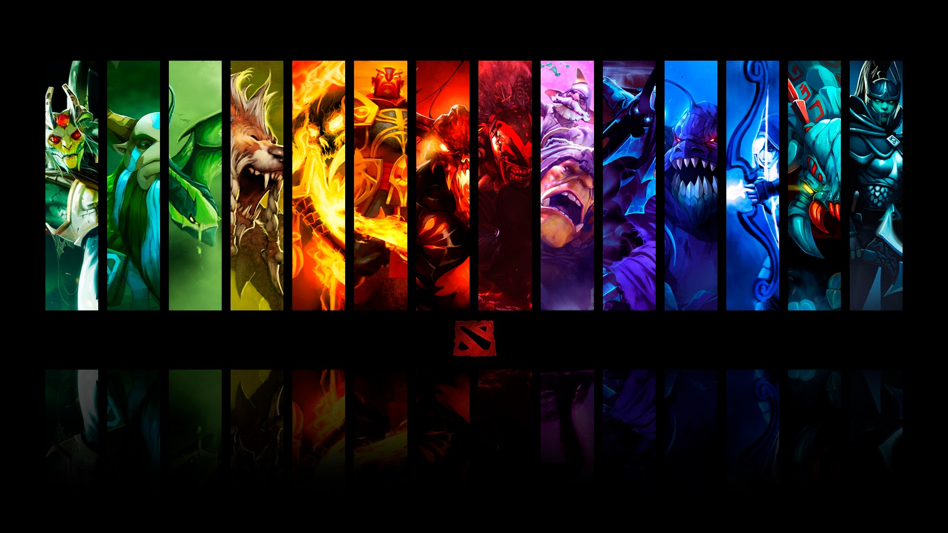 dota 2 game background - photo #23