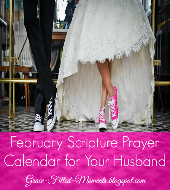 Scripture Prayer Calendar